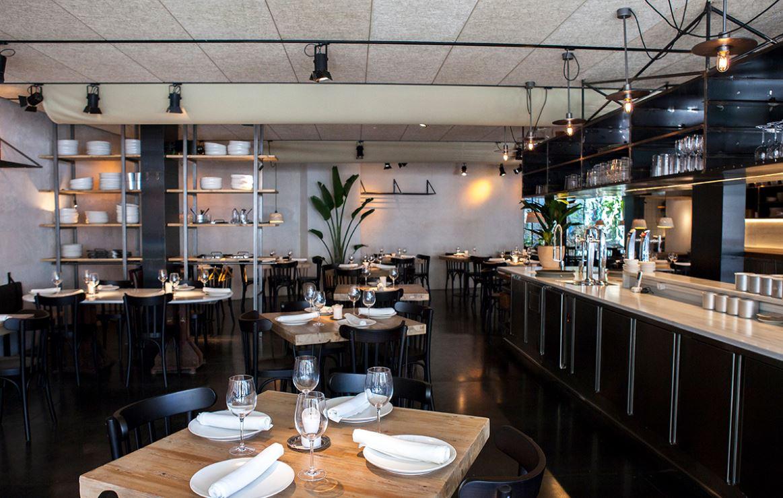 Pautas para restaurantes para reabrir