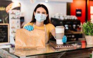 pandemia en el sector Horeca